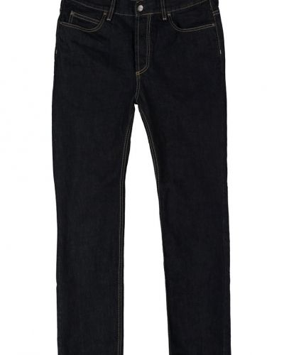 Texas ii hanford jeans slim fit blue rinsed Carhartt slim fit jeans till dam.