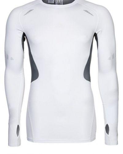 adidas Performance TF PREP Tshirt långärmad Vitt från adidas Performance, Långärmade Träningströjor