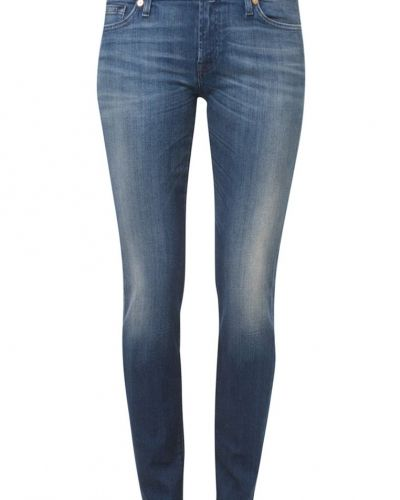 Jeans 7 for all mankind THE SKINNY Jeans slim fit dakota mid från 7 for all mankind