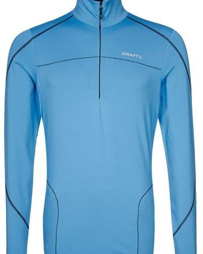 Craft THERMAL STRETCH Sweatshirt Blått från Craft, Långärmade Träningströjor