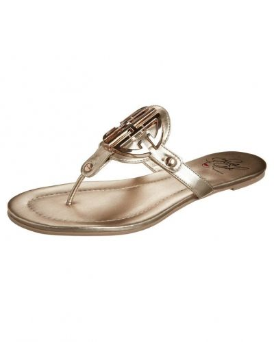China Girl TIDE Flipflops Guld från China Girl, Träningsskor flip-flops