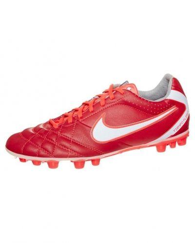 Nike Performance TIEMPO FLIGHT AG Fotbollsskor fasta dobbar Rött - Nike Performance - Fasta Dobbar