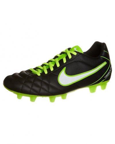 Nike Performance TIEMPO FLIGHT FG Fotbollsskor fasta dobbar Svart från Nike Performance, Konstgrässkor