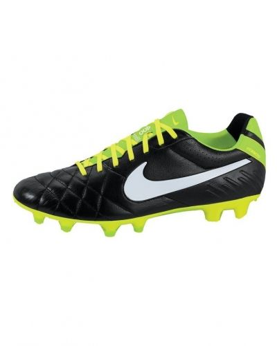 Nike Performance TIEMPO LEGEND IV FG Fotbollsskor fasta dobbar Svart - Nike Performance - Fasta Dobbar