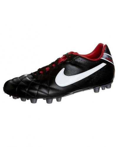 Nike Performance TIEMPO MYSTIC IV AG Fotbollsskor fasta dobbar Svart - Nike Performance - Fasta Dobbar