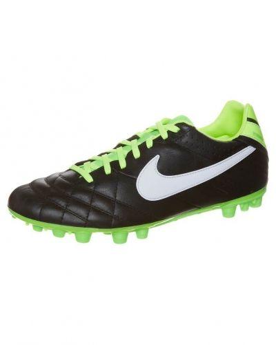 Nike Performance TIEMPO MYSTIC IV AG Fotbollsskor fasta dobbar Svart - Nike Performance - Konstgrässkor