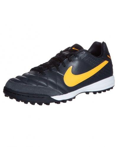 Nike Performance TIEMPO MYSTIC IV TF Fotbollsskor universaldobbar Svart - Nike Performance - Universaldobbar