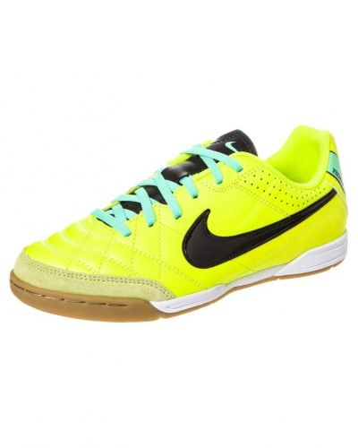 Nike Performance TIEMPO NATURAL IV IC Fotbollsskor inomhusskor Gult - Nike Performance - Inomhusskor