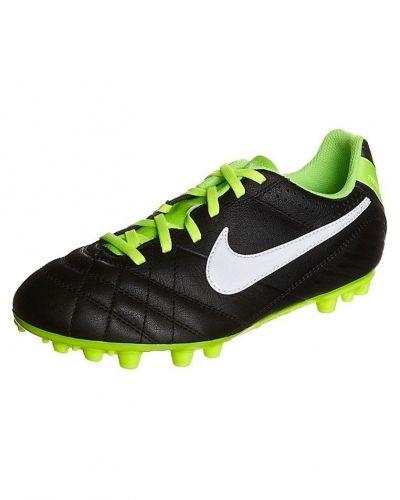 Nike Performance Nike Performance TIEMPO NATURAL IV LTR AG Fotbollsskor universaldobbar Svart. Grasskor håller hög kvalitet.