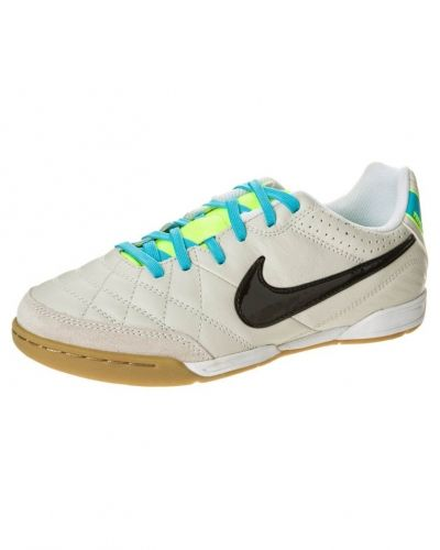 Nike Performance TIEMPO NATURAL IV LTR IC Fotbollsskor inomhusskor Beige - Nike Performance - Inomhusskor