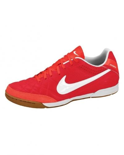 Nike Performance TIEMPO NATURAL IV LTR IC Fotbollsskor inomhusskor Rött - Nike Performance - Inomhusskor