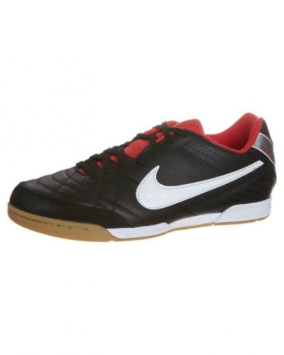 Nike Performance TIEMPO NATURAL IV LTR IC Fotbollsskor inomhusskor Svart - Nike Performance - Inomhusskor