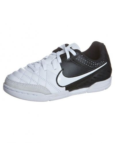 Nike Performance TIEMPO NATURAL IV LTR IC Fotbollsskor inomhusskor Vitt - Nike Performance - Inomhusskor