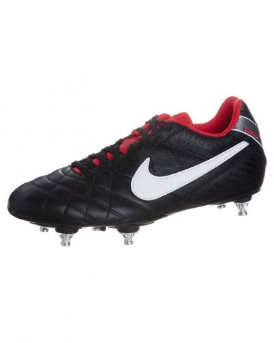 Nike Performance TIEMPO NATURAL IV LTR SG Fotbolsskor skruvdobbar Svart - Nike Performance - Skruvdobbar