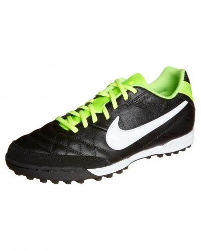 Nike Performance TIEMPO NATURAL IV LTR TF Fotbollsskor universaldobbar Svart - Nike Performance - Universaldobbar