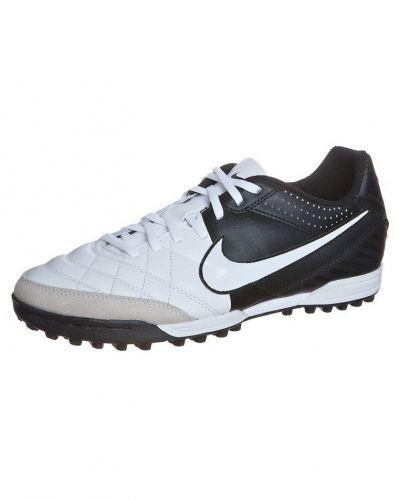Nike Performance TIEMPO NATURAL IV LTR TF Fotbollsskor universaldobbar Vitt - Nike Performance - Universaldobbar
