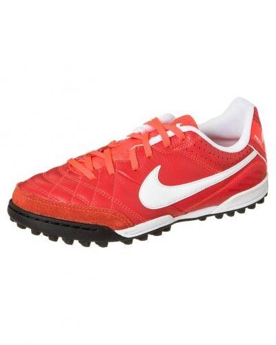 Nike Performance TIEMPO NATURAL IV TF Fotbollsskor universaldobbar Rött - Nike Performance - Universaldobbar