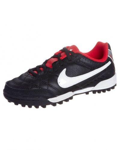 Nike Performance TIEMPO NATURAL IV TF Fotbollsskor universaldobbar Svart - Nike Performance - Universaldobbar