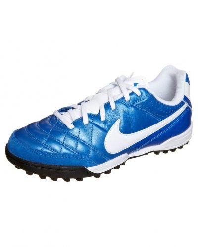 Nike Performance TIEMPO NATURAL IV TF Fotbollsskor universaldobbar Blått - Nike Performance - Universaldobbar