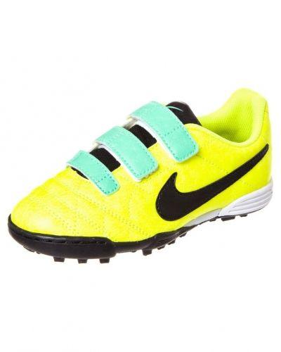 Nike Performance Nike Performance TIEMPO V3 TF Fotbollsskor universaldobbar Gult. Grasskor håller hög kvalitet.