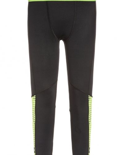 Tights black/fuel green Under Armour leggings till dam.