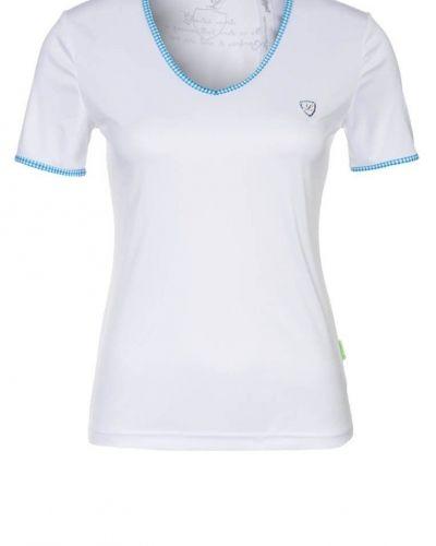 Limited Sports TILLY Funktionströja Vitt - Limited Sports - Kortärmade träningströjor