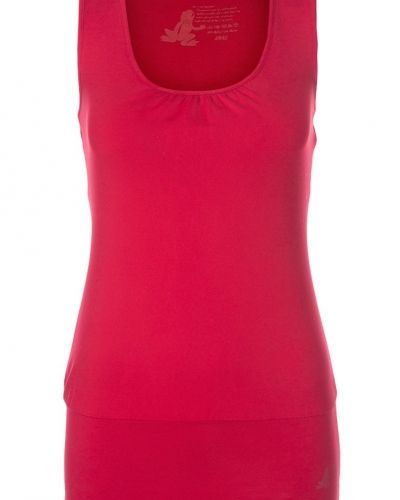 Röd linnen från Curare Yogawear till dam.