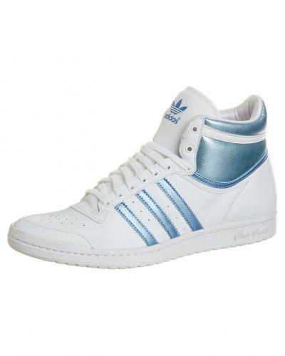 höga adidas sneakers dam