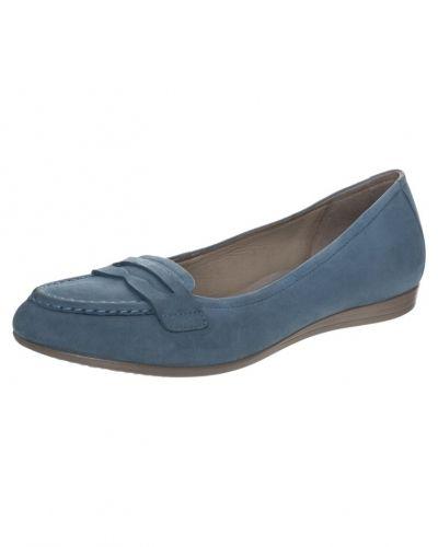 Till dam från ECCO, en loafers.