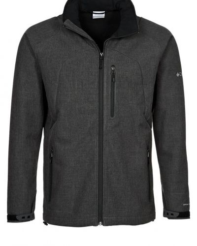Columbia TREASURE MOUNTAIN SOFTSHELL Softshelljacka Svart från Columbia, Vindjackor