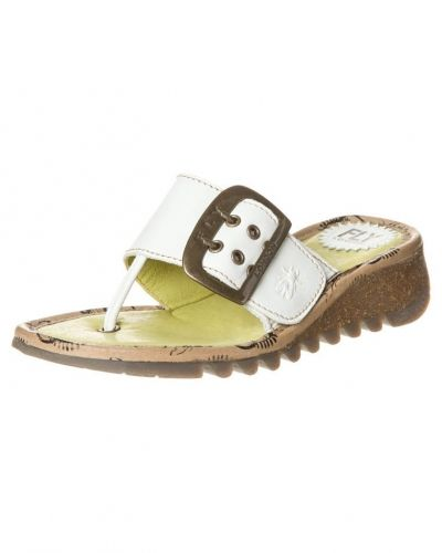 Fly London TRIN Flipflops Vitt - Fly London - Träningsskor flip-flops