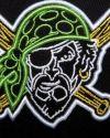 Blåa Huvudbonader Triple spectrum pittsburgh pirates keps New Era. Huvudbonader av hög kvalitet.