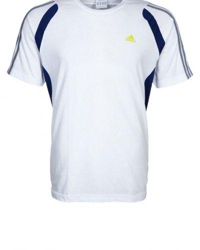 adidas Performance Tshirt bas Vitt från adidas Performance, Kortärmade träningströjor