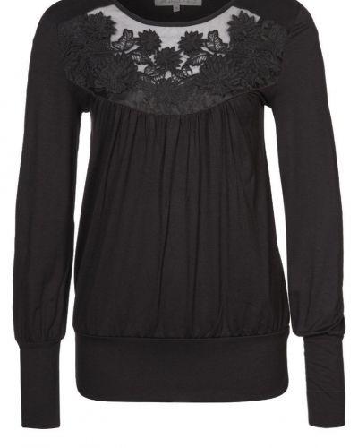 Långärmad tröja Anna Field Tshirt långärmad black från Anna Field