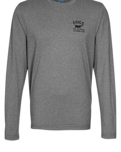 ASICS Tshirt långärmad Grått från ASICS, Långärmade Träningströjor