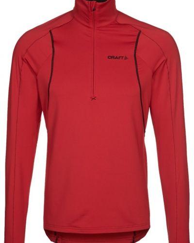 Craft Tshirt långärmad Rött från Craft, Långärmade Träningströjor