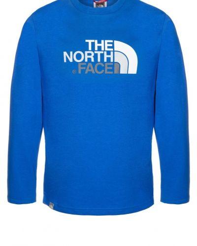 The North Face Tshirt långärmad Blått från The North Face, Långärmade Träningströjor
