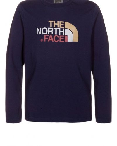 The North Face The North Face Tshirt långärmad Blått. Traningstrojor håller hög kvalitet.