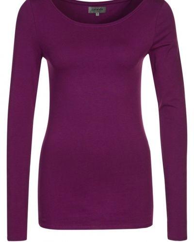 Lila långärmad tröja från Zalando Essentials till dam.