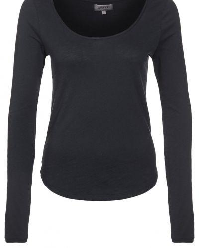 Zalando Essentials Zalando Essentials Tshirt långärmad wash dark blue