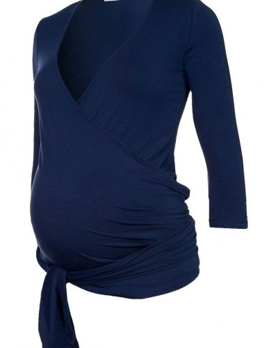 Till dam från JoJo Maman Bébé, en blå långärmad tröja.