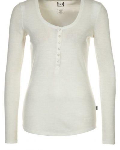super.natural Tshirt långärmad Vitt - super.natural - Långärmade Träningströjor