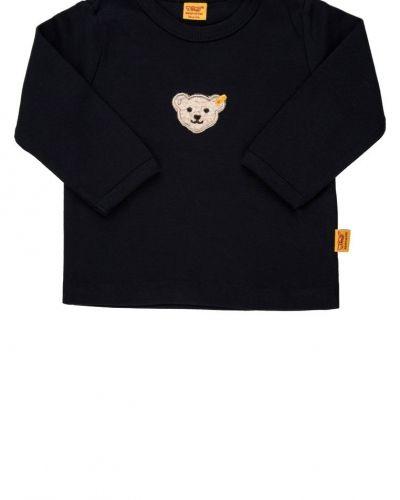 Blå långärmad tröja från Steiff Collection till barn Unisex/Ospec..