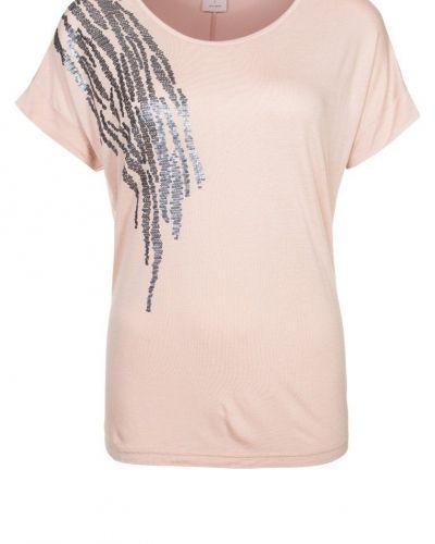 Vero Moda Vero Moda Tshirt med tryck Ljusrosa