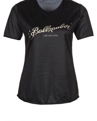 Ballzauber Tshirt med tryck Svart - Ballzauber - Kortärmade träningströjor