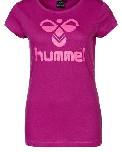 Tshirt med tryck - Hummel - Kortärmade träningströjor