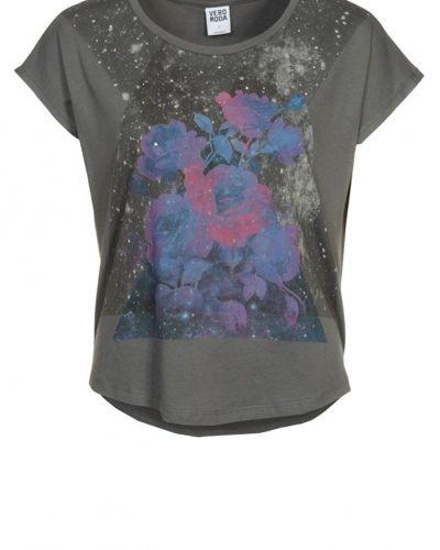 Vero Moda Vero Moda TURI FLOWER Tshirt med tryck