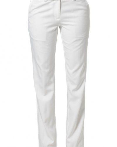 Calvin Klein Golf Tygbyxor Vitt - Calvin Klein Golf - Träningsbyxor med långa ben