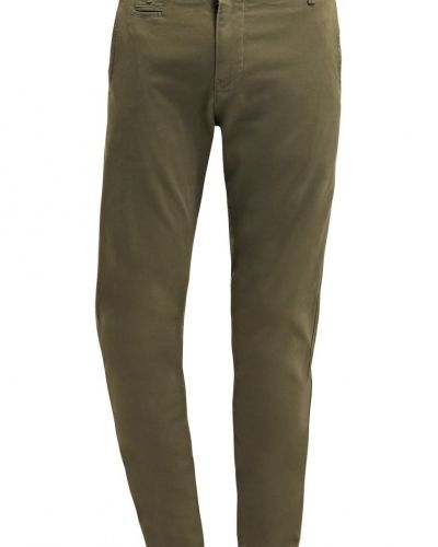 Knowledge Cotton Apparel Knowledge Cotton Apparel Chinos anthrazit