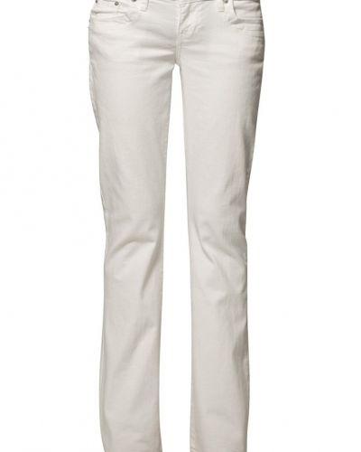 Till tjejer från LTB, en vit bootcut jeans.